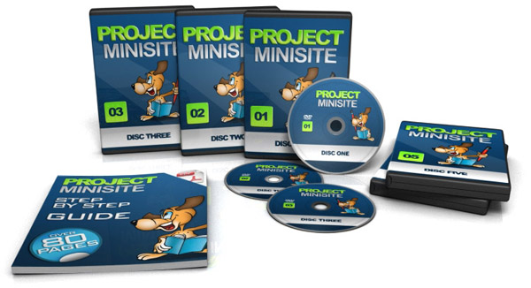 Project Minisite