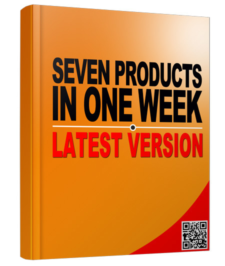 Seven Products in One Week New Edition