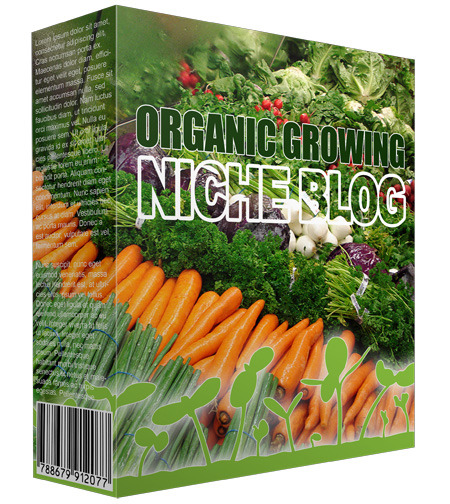 Organic Growing Niche Blog
