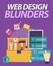 Web Design Blunders Private Label Rights