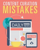 Content Curation Mistakes Private Label Rights