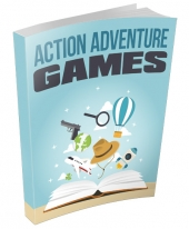 Action Adventure Games Private Label Rights