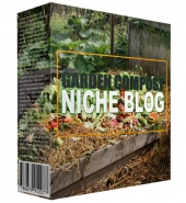 Garden Compost Niche Blog Private Label Rights