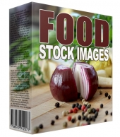 New Food Stock Images Private Label Rights