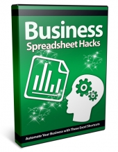 Business Spreadsheet Hacks Private Label Rights