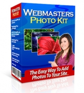 Webmasters Photo Kit Private Label Rights