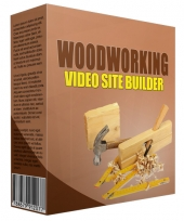 Woodworking Video Site Builder Private Label Rights