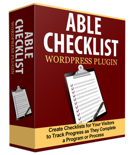 Able Checklist Plugin
