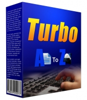 Turbo A to Z Indexing Software Private Label Rights