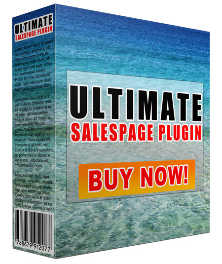 Ultimate Sales Page Plugin