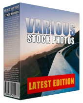 More Various Stock Photos Private Label Rights