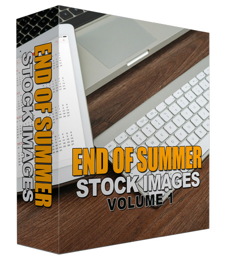 End Of Summer Stock Image Blowout Volume 01