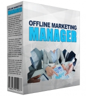Offline Marketing Manager Software Private Label Rights