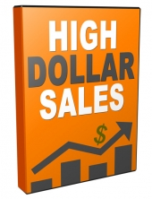 High Dollar Sales Private Label Rights