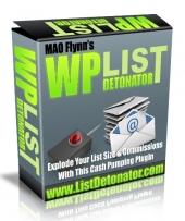 WP List Detonator Plugin Private Label Rights