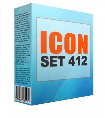ICON SET 412