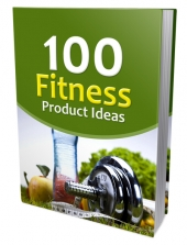 100 Fitness Product Ideas Private Label Rights