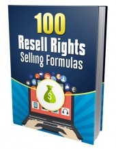 100 Resell Rights Selling Formulas Private Label Rights
