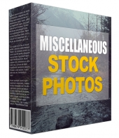 Miscellaneous Stock Photos Private Label Rights