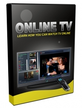 Online TV Private Label Rights