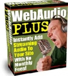 WebAudio Plus Private Label Rights