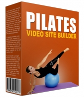 Pilates Video Site Builder Private Label Rights