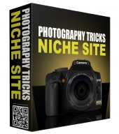 Photography Tricks PLR Niche Blog Private Label Rights