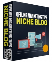 Offline Marketing Tips PLR Niche Blog Private Label Rights
