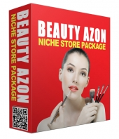 Beauty Azon PLR Online Store Private Label Rights