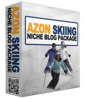 Azon Skiing PLR Online Store Private Label Rights