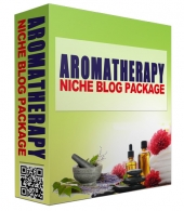 Aromatherapy PLR Niche Blog Private Label Rights