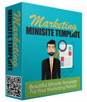 Marketing Minisite Template Feb 2016 Private Label Rights