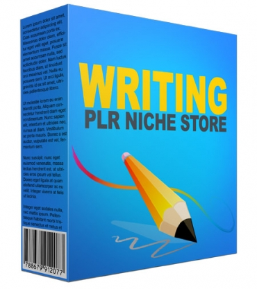 Writing Store Website