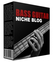 Bass Guitar Flipping Blog Private Label Rights