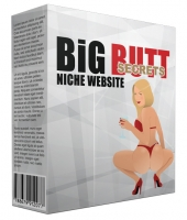 Big Butt Secrets Flipping Niche Blog Private Label Rights