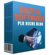 Digital Software PLR Store Private Label Rights