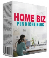 Home Biz PLR Niche Blog V2 Private Label Rights
