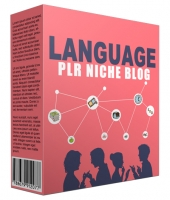 Language PLR Niche Blog V2 Private Label Rights