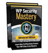 WP Security Mastery Advanced Private Label Rights