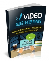 Video Sales Letter Genius Private Label Rights