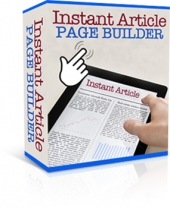 Instant Article Page Builder Private Label Rights
