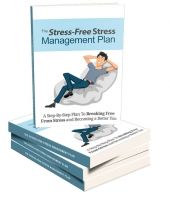 Stress-Free Stress Management Plan Private Label Rights