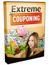 Extreme Couponing Private Label Rights