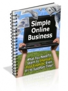 Simple Online Business Private Label Rights