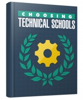 Choosing Technical Schools Private Label Rights