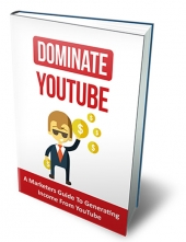 Dominate YouTube Private Label Rights