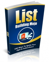 List Building Mojo V2 Private Label Rights