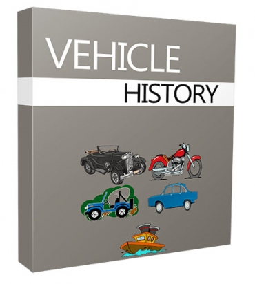 New Vehicle History Flipping Niche Blog