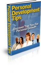 Personal Development Tips Private Label Rights