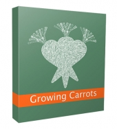 New Growing Carrots Niche Website V3 Private Label Rights
